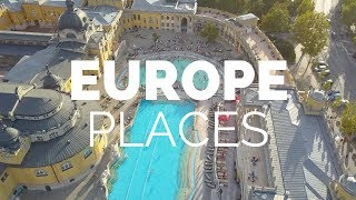 Video 25 Best Places to Visit in Europe - Travel Europe MP3, 3GP, MP4, WEBM, AVI, FLV Agustus 2019