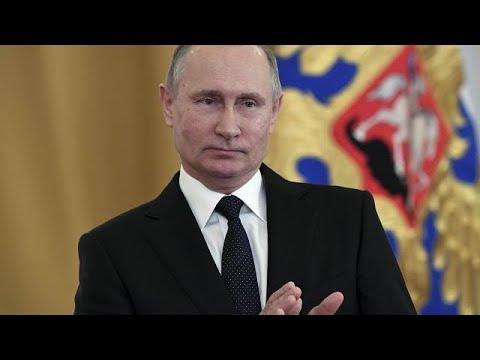 Bombenexplosion in St. Petersburg: Putin spricht von  ...