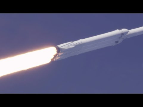 How Does SpaceX Get These Amazing Camera Shots