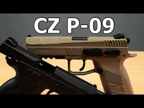 ASG CZ-P09 Airsoft GBB Pistole GsPAirsoft German/Deutsch [4k]