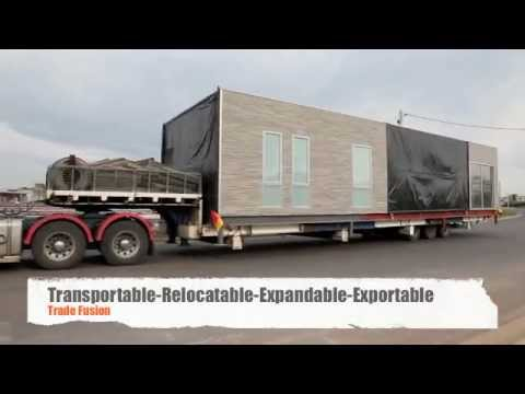 Modular Prefabricated Homes – tradefusionMODULAR made by Trade Fusion