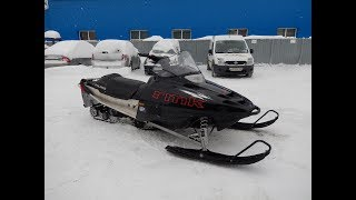 10. No  M0006 POLARIS TRAIL RMK 136  video