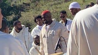 Kanye West's Sunday Service 2.24.19