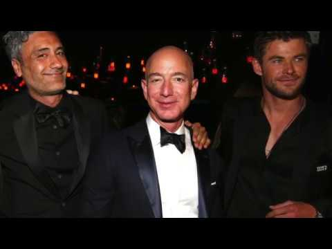 Zeff Bezos | amazon owner | Zeff Bezos donation 2018