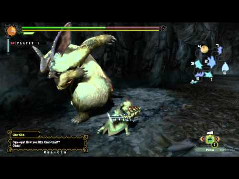 Quick Look: Monster Hunter 3 Ultimate Demo – with Gameplay Video