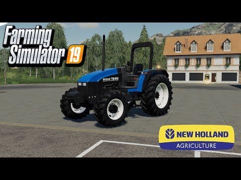 New HOLLAND TS90 v2.1.0.0