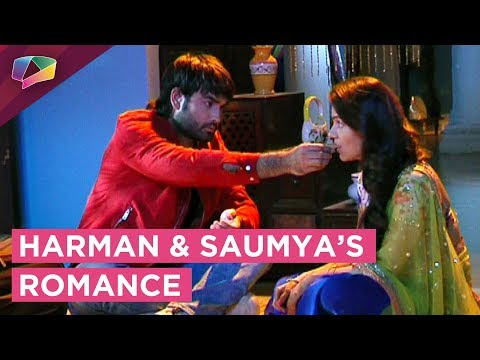 Harman And Saumya Stay Together? | Romantic Moment