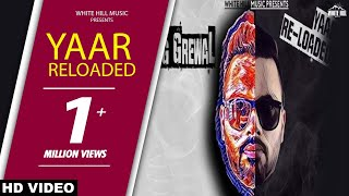 Download Lagu Yaar Reloaded (Full Song) Teg Grewal - New Punjabi Songs 2017 - Latest Punjabi Song 2017 Mp3