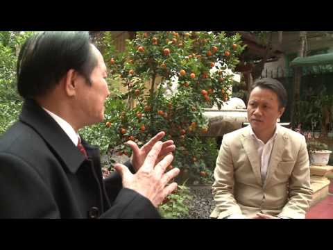 Thượng tướng, Viện sỹ Nguyễn Huy Hiệu trả lời Kênh VTC10