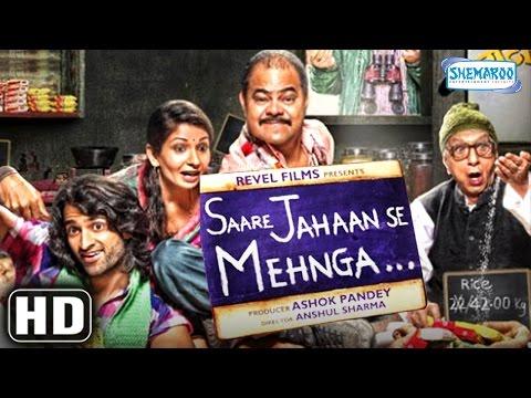 Saare Jahaan Se Mehnga [2013] HD Latest Hindi Movie - Sanjai Mishra - Pragati Pandey