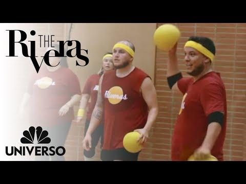 Losing in dodgeball, winning in love  The Riveras  Universo