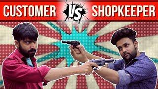 Video Customer vs Shopkeeper | WTF | WHAT THE FUKREY MP3, 3GP, MP4, WEBM, AVI, FLV Juli 2018