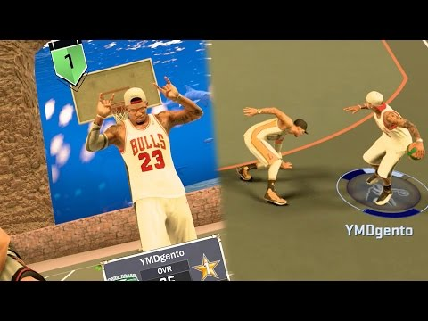 NBA 2k17 MyPARK - Comeback of the Year! Ankle Breaker + Trolled by a Center! Road to Legend Ep 10