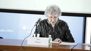 Jan Shipps, Conference On Mormonism And American Politics (Part 3)