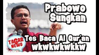 Video Sebut Prabowo Sungkan, Faldo Maldini Perlu Diberi Kaca Besar MP3, 3GP, MP4, WEBM, AVI, FLV Januari 2019