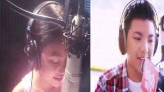 Darren Espanto Feat Sydney Naik - Chandelier Cover Video