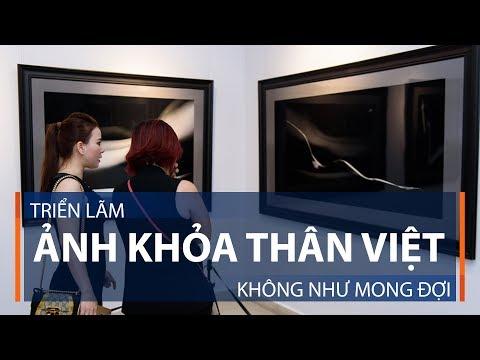 Triển lãm ảnh khỏa thân Việt: Không như mong đợi | VTC1 - Thời lượng: 11 phút.