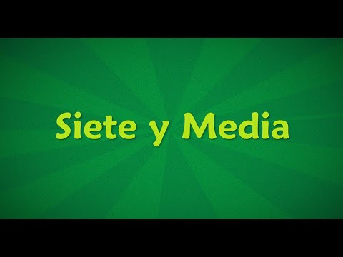 Video of SieTe y MeDia