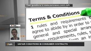 Cláusulas abusivas: la letra pequeña de los contratos