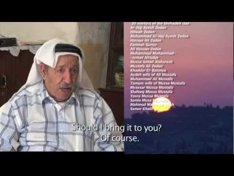 Deir Yassin vilage and massacre | trailer