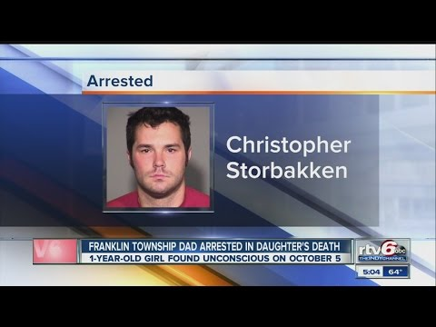 Franklin Township man arrested in death of daughter