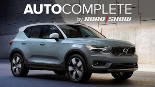 AutoComplete: Volvo unveils the compact 2018 XC40 SUV by Roadshow