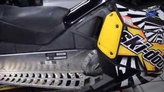4. 2009 Ski-Doo MXZ Adrenaline 800R