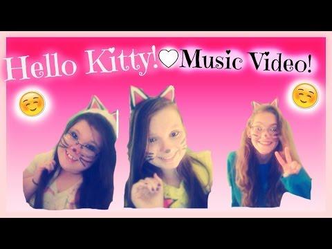 Avril Lavigne - Hello Kitty PARODY   TheGiggleMagic 