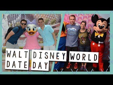 Disney Double Date Day | Disney World Vlog July 2017