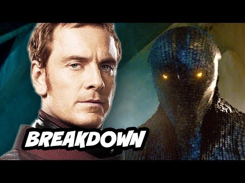 days - X-Men Days Of Future Past Final Trailer Breakdown. Plus X-Men Age Of Apocalypse Movie update. Mister Sinister villain, Channing Tatum Gambit and Nightcrawler...
