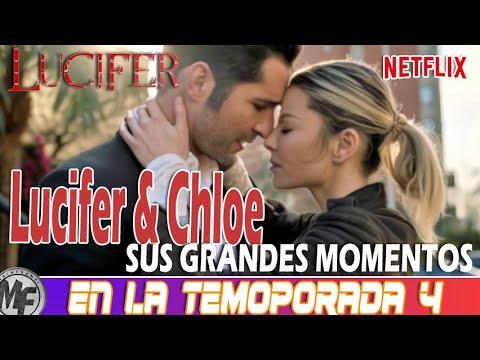 LUCIFER Y CHLOE ESCENAS DE AMOR  | Netflix | Lucifer | TEMPORADA 5