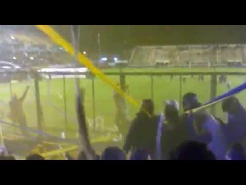 05La hinchada de atlanta !! vs chacarita 2014 - La Banda de Villa Crespo - Atlanta
