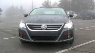 2009 Volkswagen CC Auto Reviews With Mike West PnwAutos.com