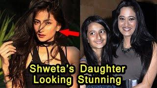 Video Shweta Tiwari Daughter Palak Looking Extremely Hot download in MP3, 3GP, MP4, WEBM, AVI, FLV January 2017