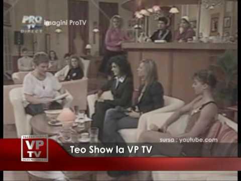 Teo Show la VP TV