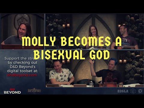 Mollymauk Becomes a Bisexual God