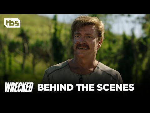 Wrecked: Outtakes - Season 3, Ep. 6 [BEHIND THE SCENES]   TBS