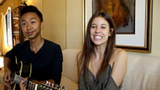 We Don't Talk Anymore ft. Selena Gomez - Charlie Puth (Cover by Khai Trinh Le & Neomi Vafiadis)