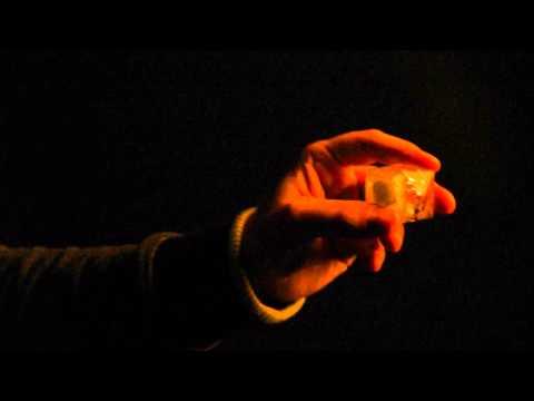 Flashing ice cube green 32