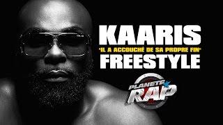 """[Inédit] Kaaris """"Il a accouché de sa propre fin"""" en live #PlanèteRap"""