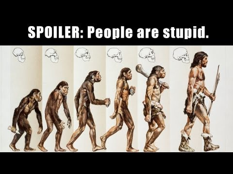 1 in 3 Americans Deny Evolution! So what?!