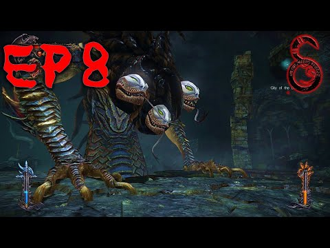 Castlevania - Lords of Shadow 2 PC Gameplay Walkthrough Episode 8 / 60FPS