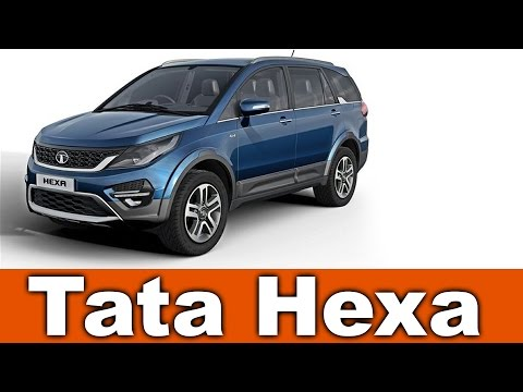 , title : 'Tata Hexa SUV  to Get an AMT Gearbox: Launching Soon , Specifications, Mileage'