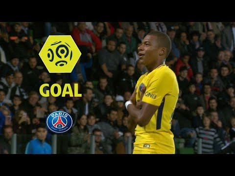 Goal Kylian MBAPPE (59') / FC Metz - Paris Saint-Germain (1-5) / 2017-18
