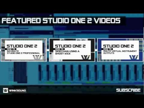 Win PreSonus Studio One 2, AudioBox 22VSL Interface and a SoundCloud Pro Account | WinkSound