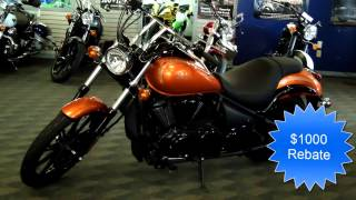 10. Kalamazoo, MI - New Kawasaki Vulcan 900 Custom Deals