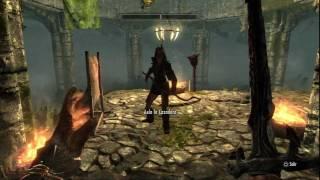 Skyrim, me convierto en hombre lobo(2ª Parte)