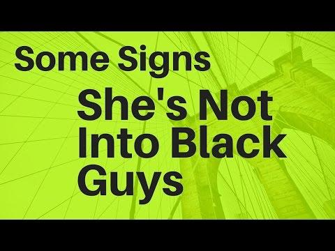 online dating black guys