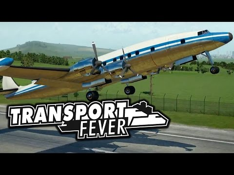 Transport Fever - Official Launch Trailer онлайн видео