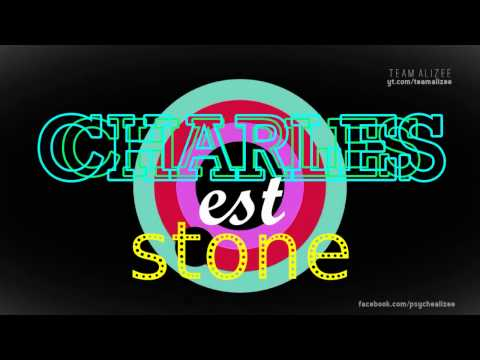 Charles est stone (Lyric Video)